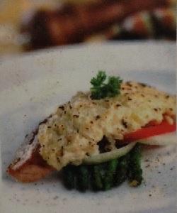 resep salmon guratan